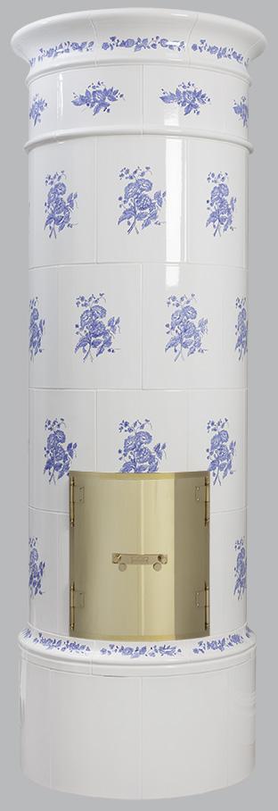 Antiker schwedischer Kachelofen Reimanns-Krona® 11