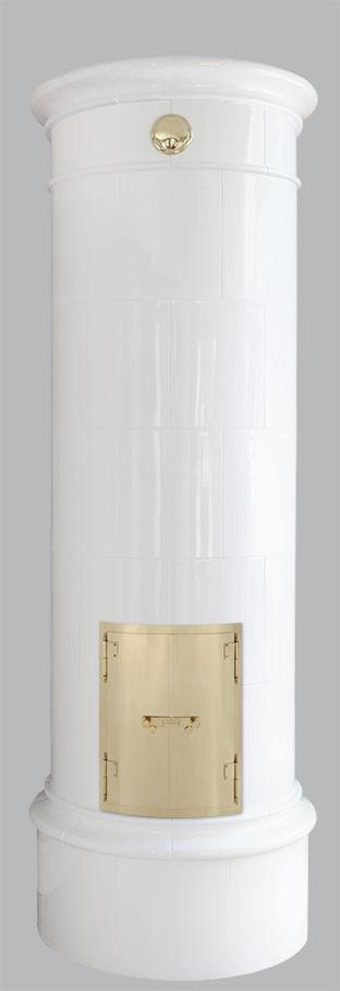 Antiker schwedischer Kachelofen Reimanns-Krona® 24