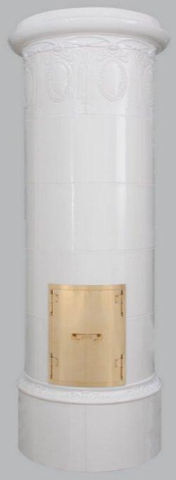 Antiker schwedischer Kachelofen Reimanns-Krona® 29