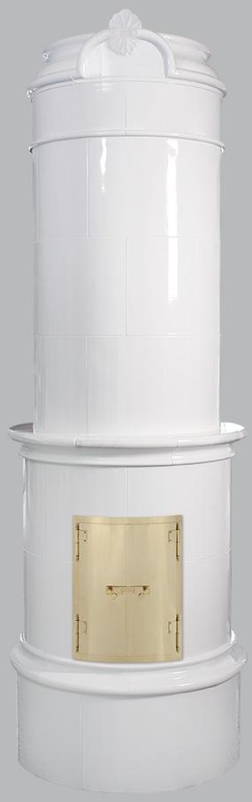 Antiker schwedischer Kachelofen Reimanns-Krona® 42