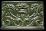 Ofenkachel smaragdgrün